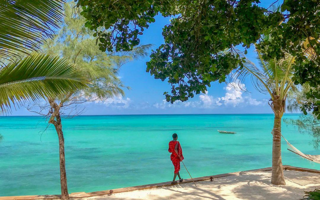 Hurmaava Sansibar