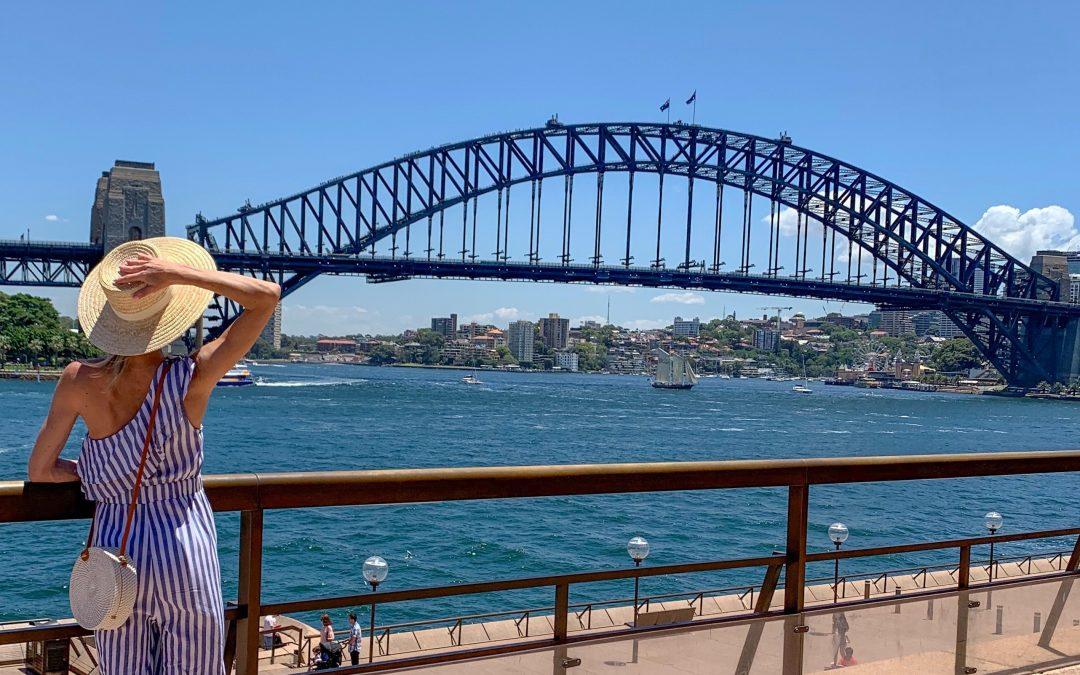 Kolme päivää Sydneyssä – ensikosketus Australiaan