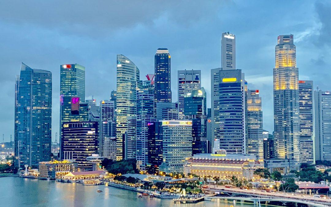 Singaporen parhaat ja totuus Marina Bay Sandsin infinity -poolista