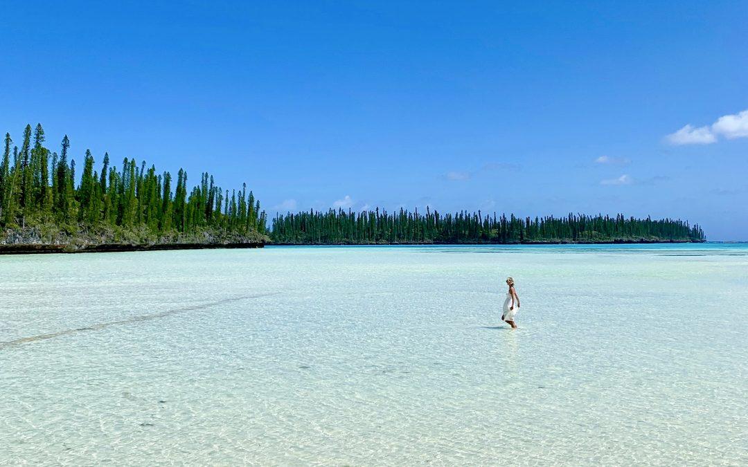 Uudesta-Kaledoniasta löytyi sadunomainen paratiisi