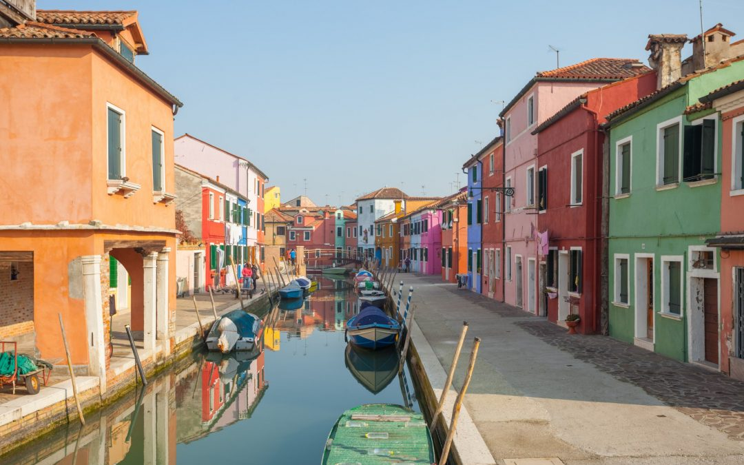 5 + 1 syytä miksi rakastuin talviseen Venetsiaan