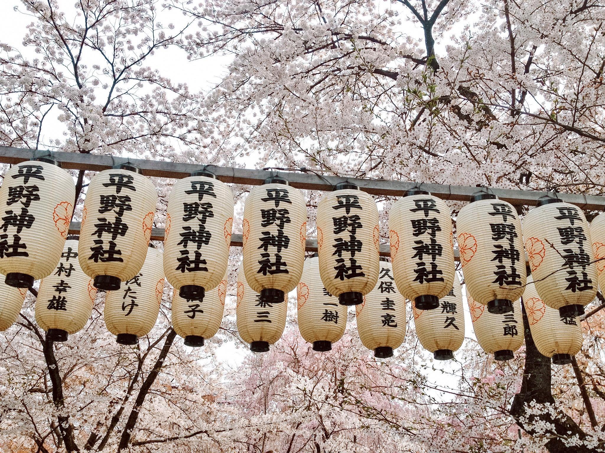 Koukku Kiotossa