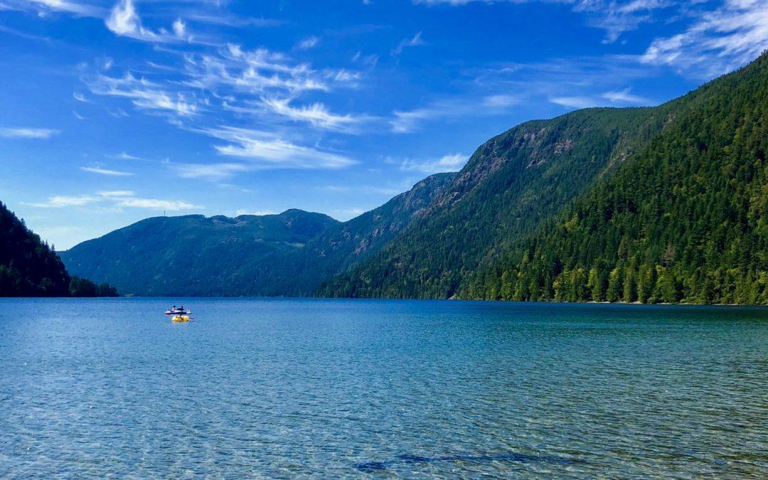 Vancouver Island, kappale kaunista Kanadaa