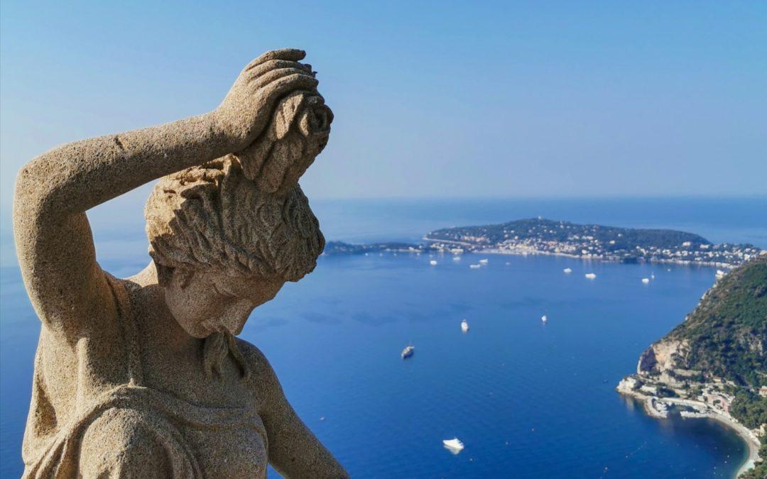 Saint-Jean-Cap-Ferrat – oh la laa mitä silmäkarkkia!