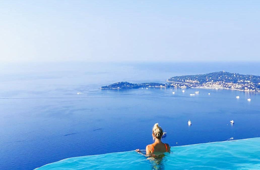 Eze, Ranskan Rivieran ihanin kylä