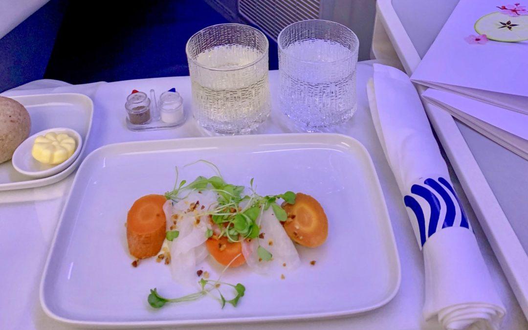 Businessluokat vertailussa – miten pärjää Finnair?