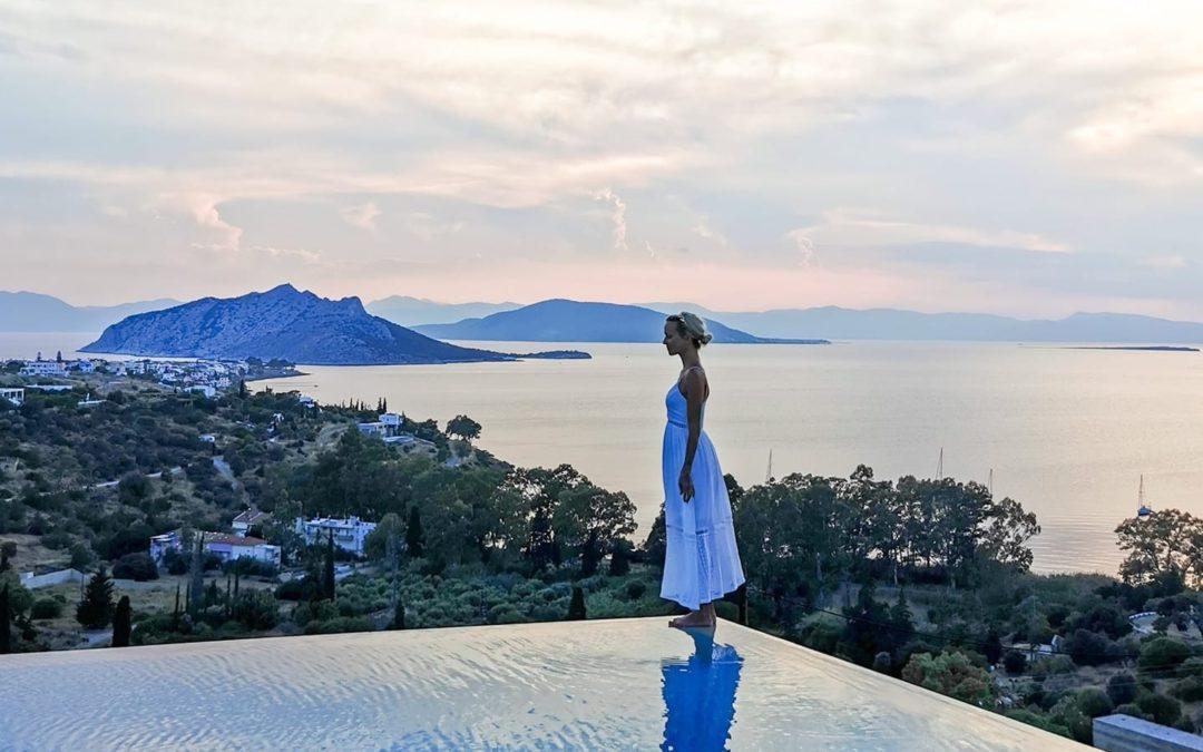 Saronin saarten Aegina – vähemmän turistinen kreikkalaisidylli lähellä Ateenaa